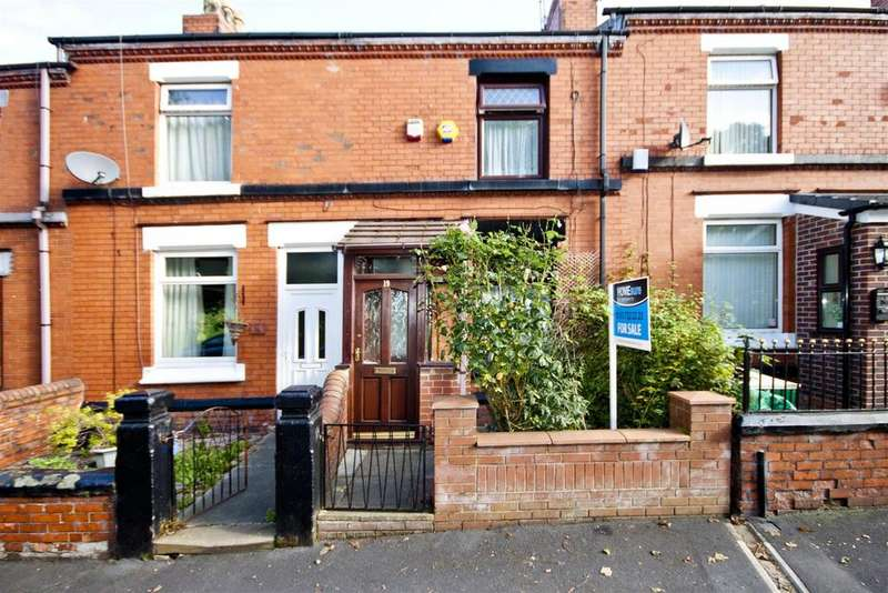 2 Bedrooms Terraced House for sale in Elm Road, St. Helens