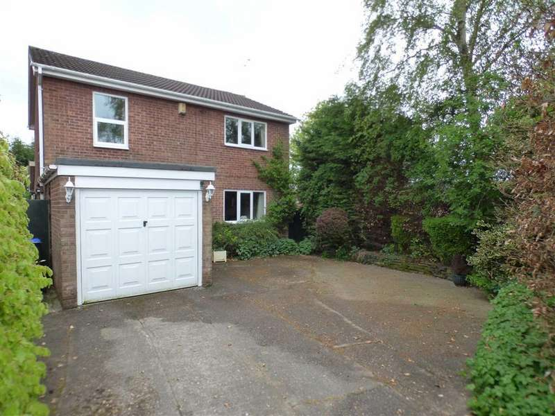 4 Bedrooms Detached House for sale in 7, Spode Close, Cheadle