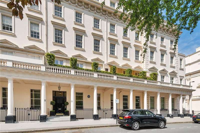 2 Bedrooms Flat for sale in Eaton Square, Belgravia, London