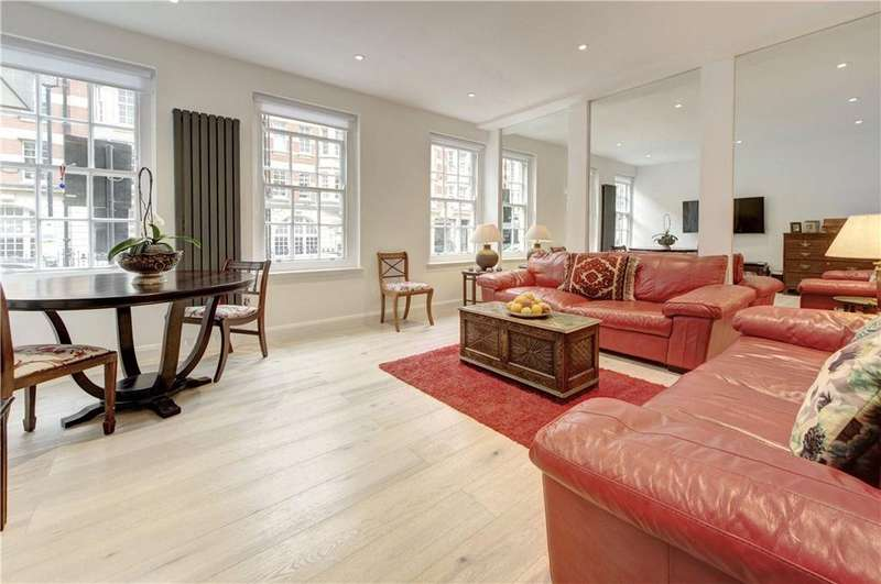 3 Bedrooms Flat for sale in Westchester House, 70-86 Seymour Street, Hyde Park, London, W2