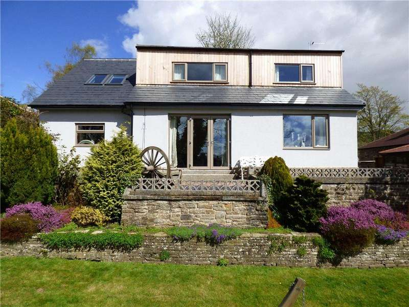 3 Bedrooms Detached House for sale in Rowan House, The Mains, Giggleswick, Settle
