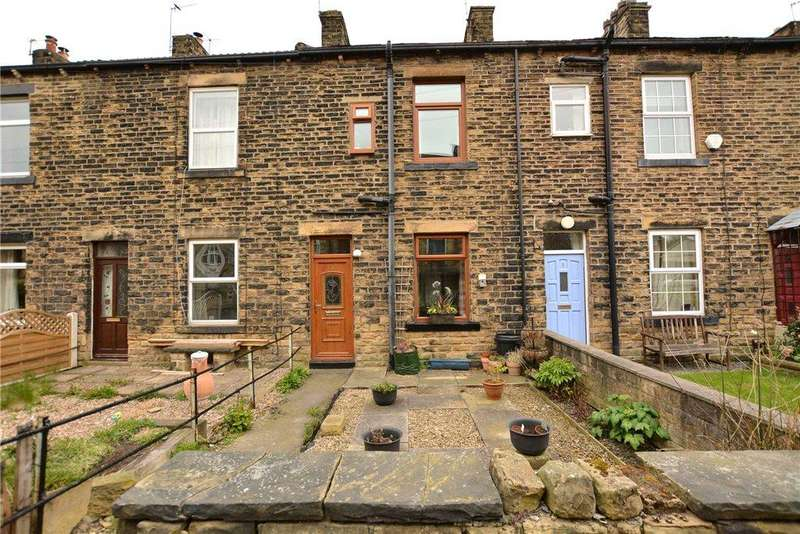 2 Bedrooms Terraced House for sale in Rosemont Avenue, Pudsey, West Yorkshire