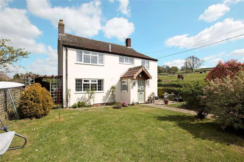 3 Bedrooms Detached House for sale in Vagg Lane, Chilthorne Domer, Yeovil, Somerset