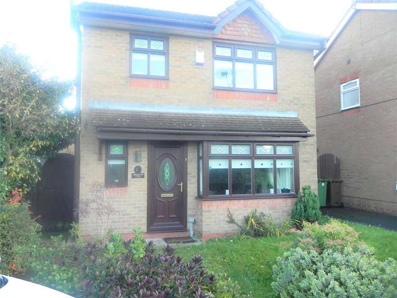 3 Bedrooms Detached House for sale in Navigation Close, Netherton, Merseyside, L30