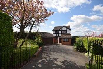 4 Bedrooms Detached House for sale in Hillview, Stowmarket Drive DERWENT HEIGHTS DE21 4SN