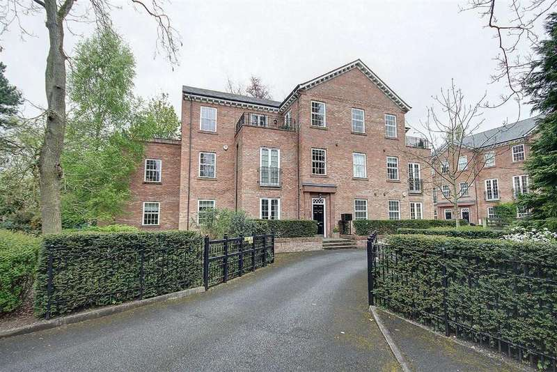 3 Bedrooms Apartment Flat for sale in Cheswick Close, Sale, Cheshire