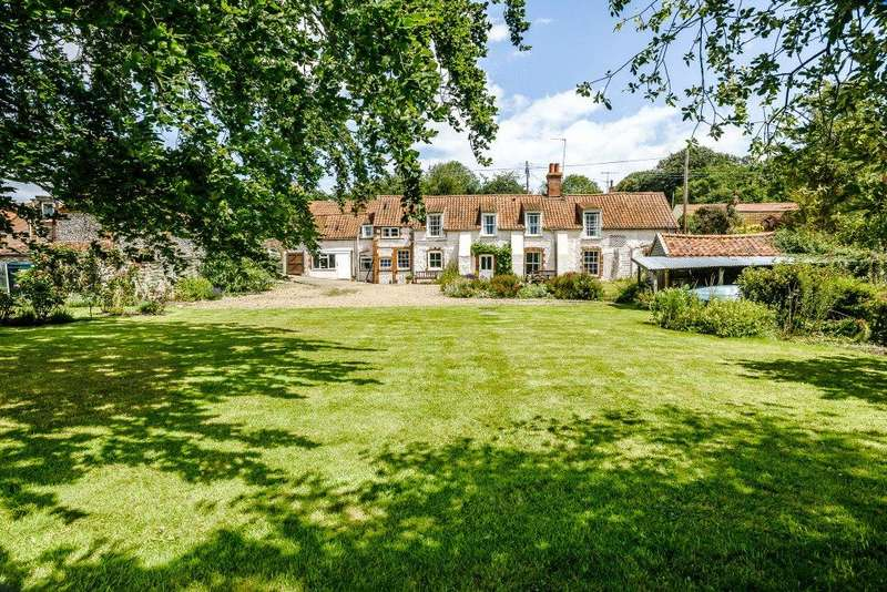 5 Bedrooms Unique Property for sale in Wells Road, Stiffkey, Wells-next-the-Sea, Norfolk, NR23