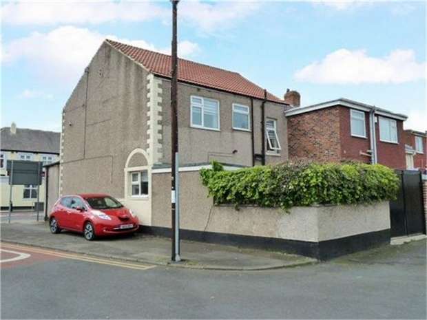 3 Bedrooms End Of Terrace House for sale in Half Moon Street, Choppington, Northumberland