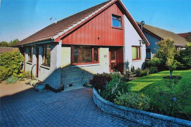 4 Bedrooms Detached Bungalow for sale in Ardlair Terrace, Dyce, Aberdeen