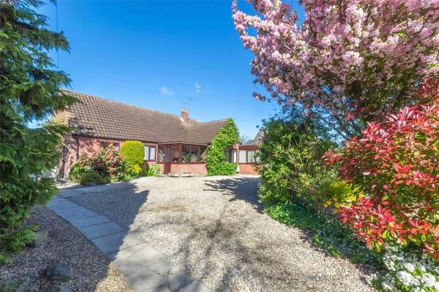 4 Bedrooms Detached Bungalow for sale in Sunnybank, Great Ryburgh