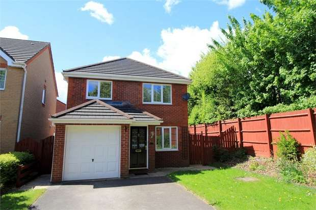 3 Bedrooms Detached House for sale in Court Meadow, Langstone, NEWPORT