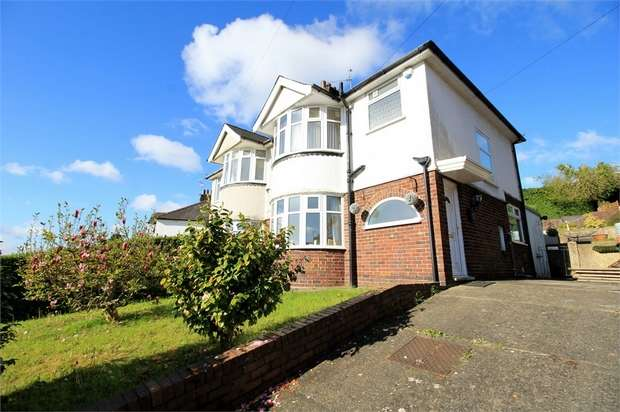 3 Bedrooms Semi Detached House for sale in Cae Perllan Road, NEWPORT