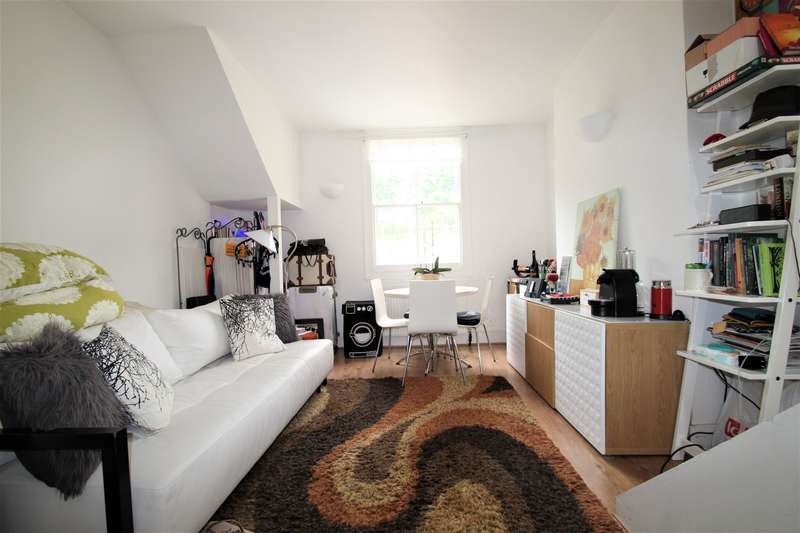 1 Bedroom Apartment Flat for sale in Gifford Street, Kings Cross, N1