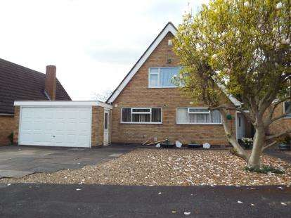 4 Bedrooms Bungalow for sale in Belleville Drive, Oadby, Leicester, Leicestershire