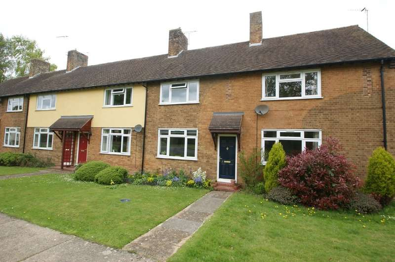 2 Bedrooms Terraced House for sale in Hoveton Place, Badersfield, Norwich