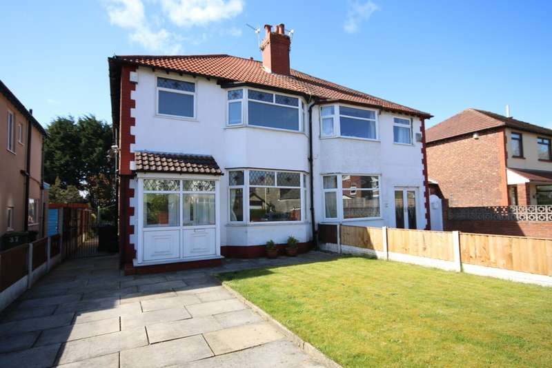 3 Bedrooms Semi Detached House for sale in Lonsdale Road, Southport