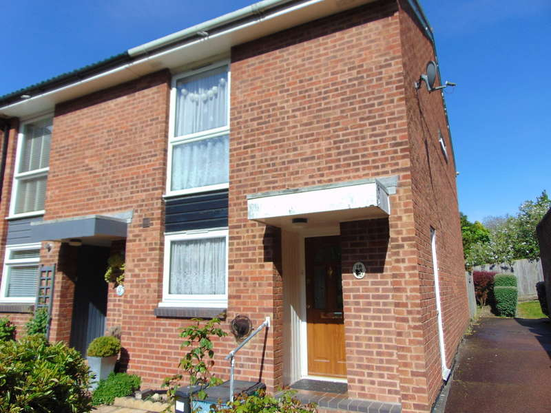 2 Bedrooms End Of Terrace House for sale in Ladygrove, Pixton Way, Forestdale, CR0 9LR