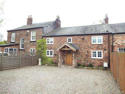 3 Bedrooms Terraced House for sale in Enfield Cottage, St. Andrews Close, Fearnhead, Warrington