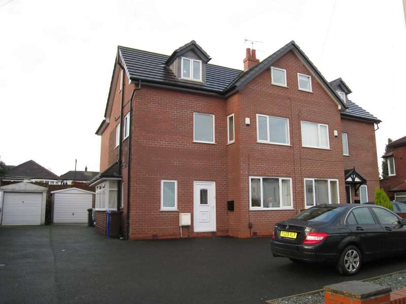 4 Bedrooms Semi Detached House for sale in Spinney Road, Manchester, M23