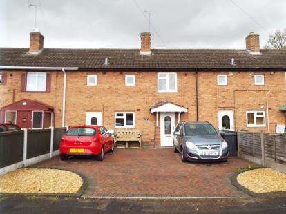 3 Bedrooms Terraced House for sale in The Grove, Studley