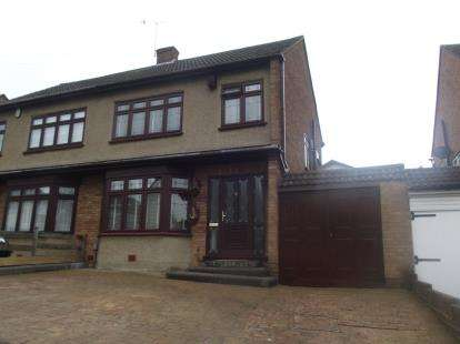 3 Bedrooms Semi Detached House for sale in Harold Wood, Romford