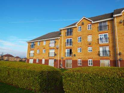 2 Bedrooms Flat for sale in Grays, Essex