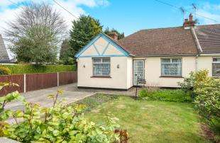 2 Bedrooms Bungalow for sale in Bungalow, Whitepost Lane, Meopham, Gravesend