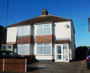 2 Bedrooms Semi Detached House for sale in Western Avenue, Minster On Sea, Sheerness, Kent
