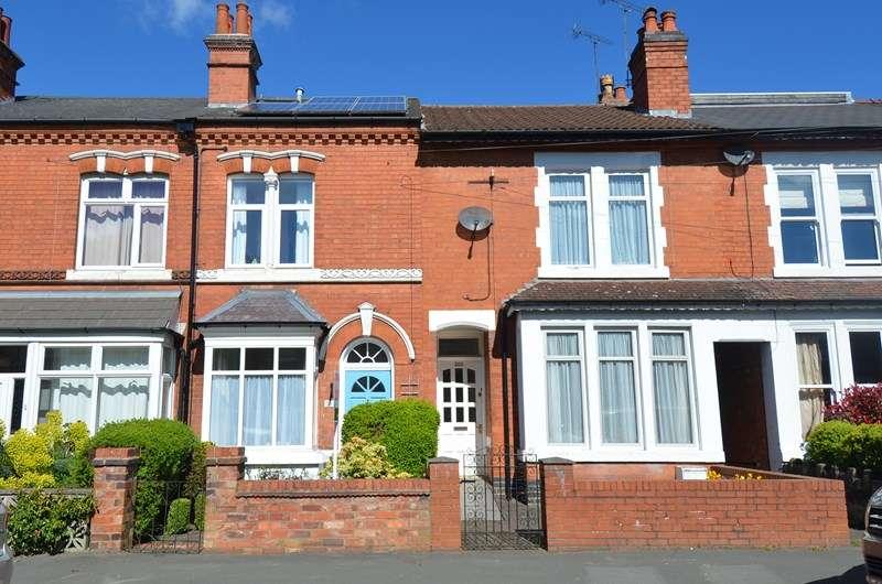 3 Bedrooms Terraced House for sale in Grange Road, Kings Heath, BIRMINGHAM