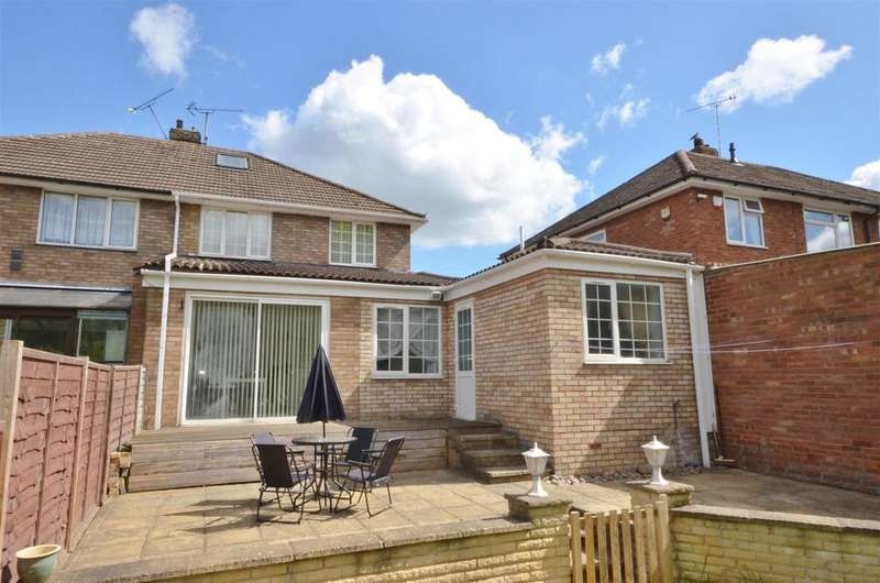4 Bedrooms Semi Detached House for sale in Stopsley