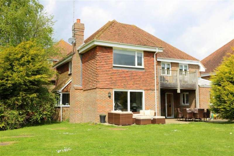 4 Bedrooms Detached House for sale in Arthurs Close, Pett