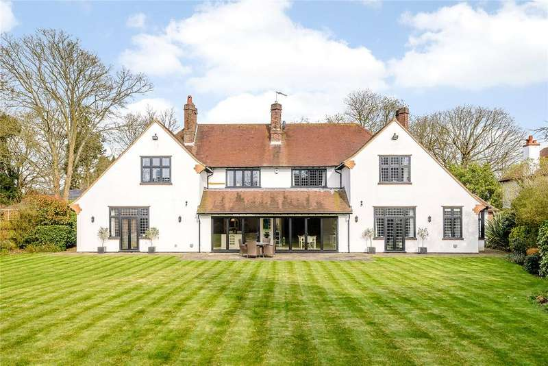 5 Bedrooms Detached House for sale in Packhorse Road, Gerrards Cross, Buckinghamshire