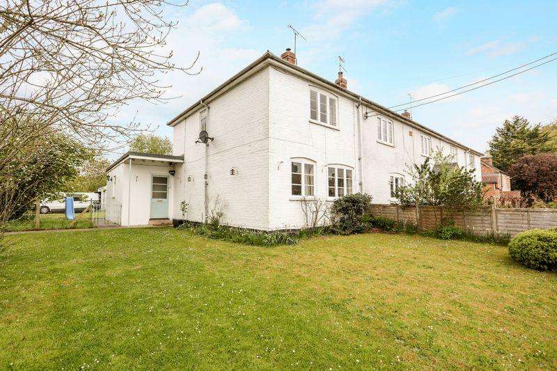 2 Bedrooms Terraced House for sale in Worton, Devizes, Wiltshire, SN10 5RS