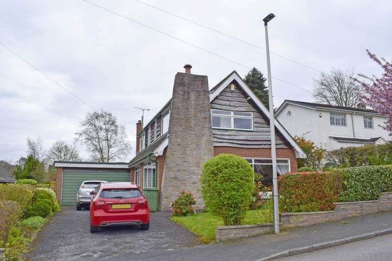 3 Bedrooms House for sale in Forest Close, Northwich
