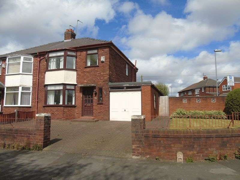 3 Bedrooms Semi Detached House for sale in Warrington Road, Prescot
