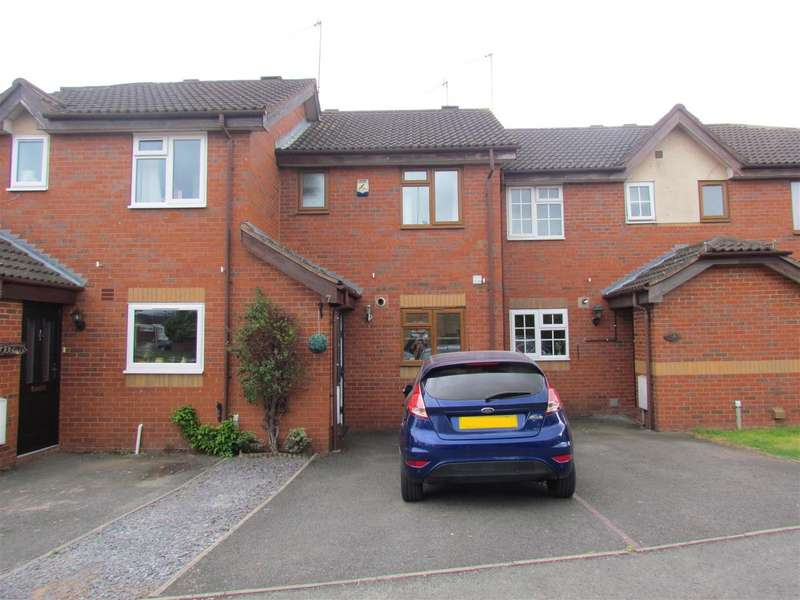 2 Bedrooms Property for sale in Gamekeepers Drive, Worcester