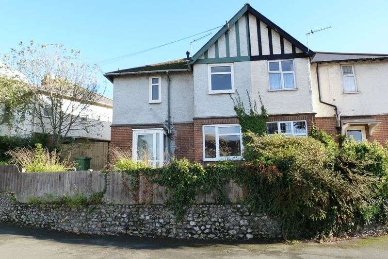 3 Bedrooms Semi Detached House for sale in Staplers Road, Newport