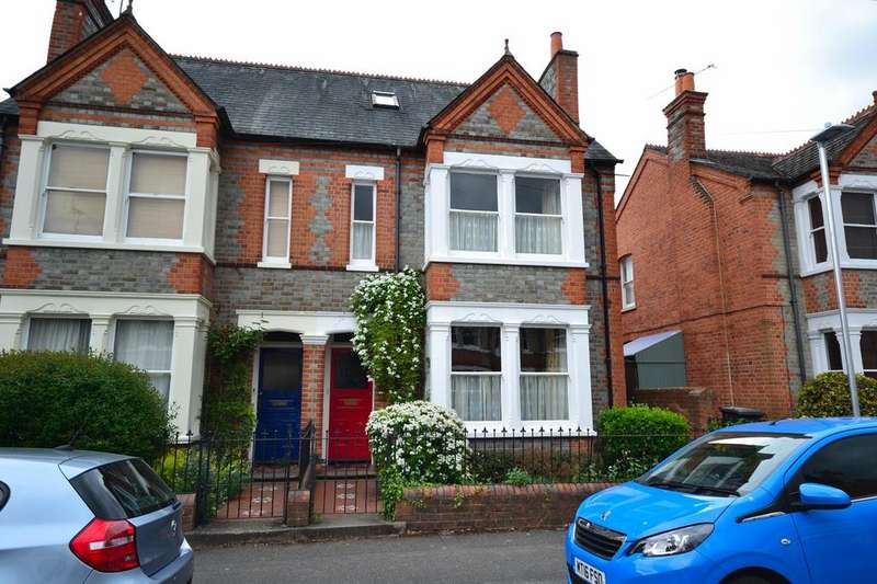 5 Bedrooms Semi Detached House for sale in Talfourd Avenue, Reading, Berkshire, RG6 7BP