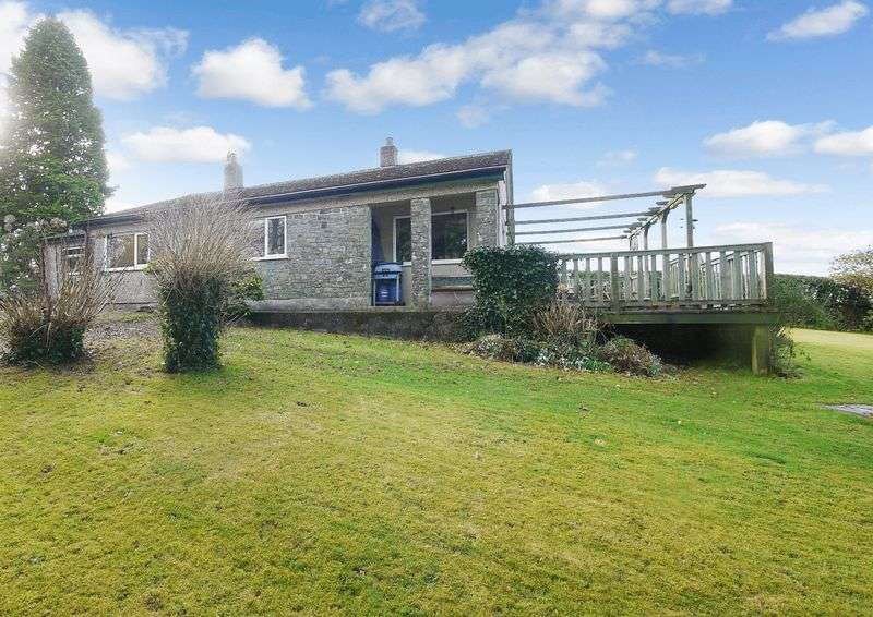3 Bedrooms Detached Bungalow for sale in Coxpark, Gunnislake