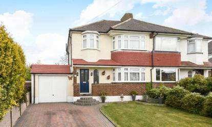 4 Bedrooms Semi Detached House for sale in Charterhouse Road, Orpington
