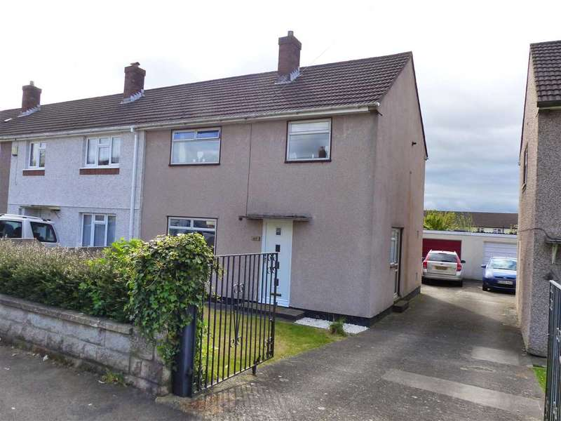 3 Bedrooms End Of Terrace House for sale in Pembroke Road, Bulwark, Chepstow