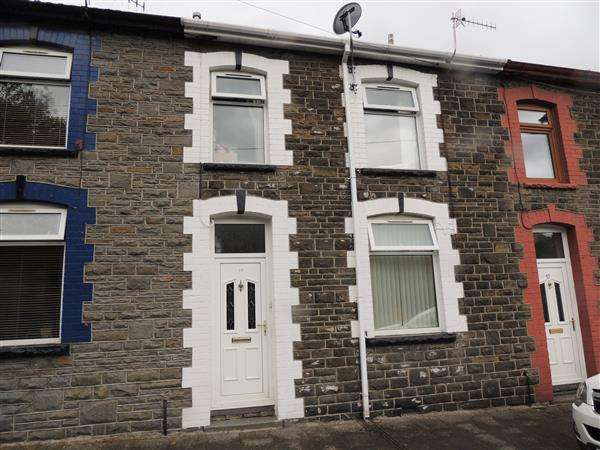 3 Bedrooms Terraced House for sale in Standard View, Ynyshir, Porth