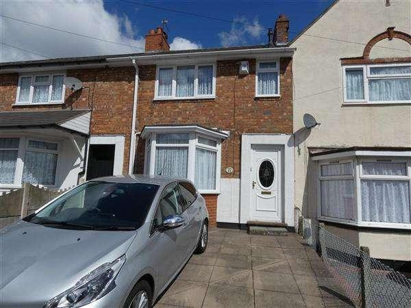 3 Bedrooms Terraced House for sale in Repton Road, Bordesley Green, Birmingham