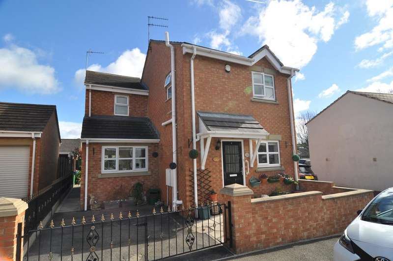 3 Bedrooms Detached House for sale in High Hope Street, Crook DL15