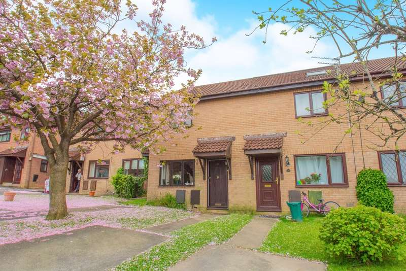 2 Bedrooms Terraced House for sale in The Hollies, Brynsadler, Pontyclun