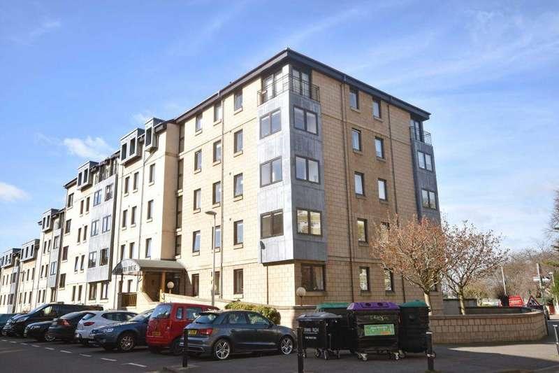 1 Bedroom Retirement Property for sale in 6/48 Roseburn Drive, Roseburn House, Edinburgh EH12 5NS