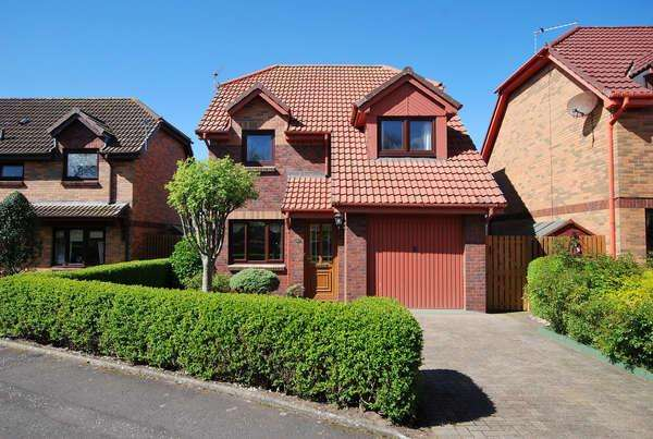 3 Bedrooms Detached House for sale in 5 Station Drive, Prestwick, KA9 1HQ