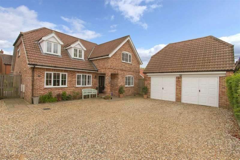 6 Bedrooms Detached House for sale in Watton Road, Ashill, Norfolk