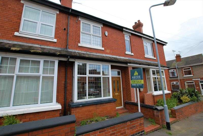 2 Bedrooms Terraced House for sale in New Street, Uttoxeter