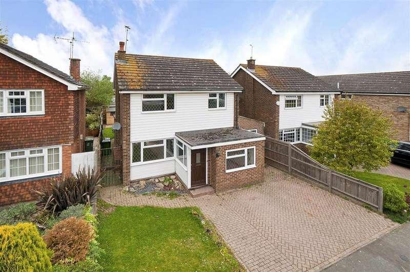 3 Bedrooms Detached House for sale in Oliver Road, Staplehurst